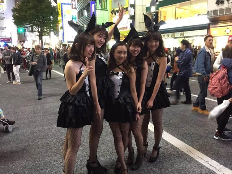 渋谷ハロウィン_盗撮_コスプレ_エロ画像16