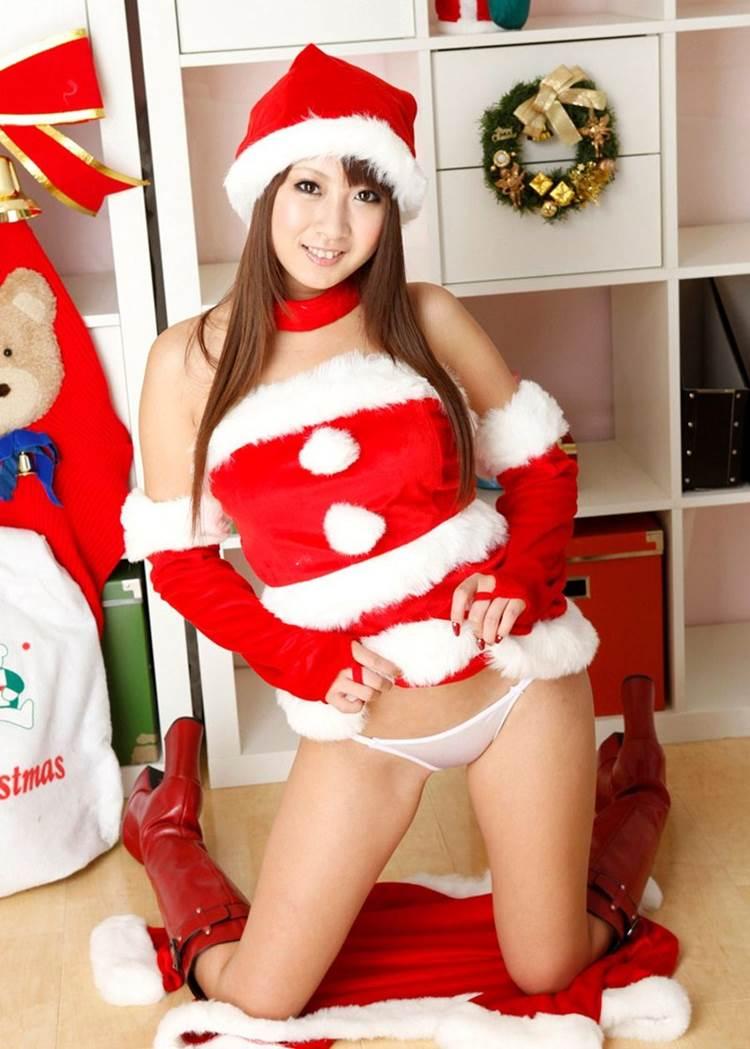 サンタコスプレ_クリスマス_エロ画像12