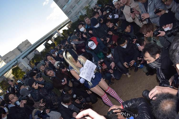 C95_コミケ_コスプレ_1日目_エロ画像17