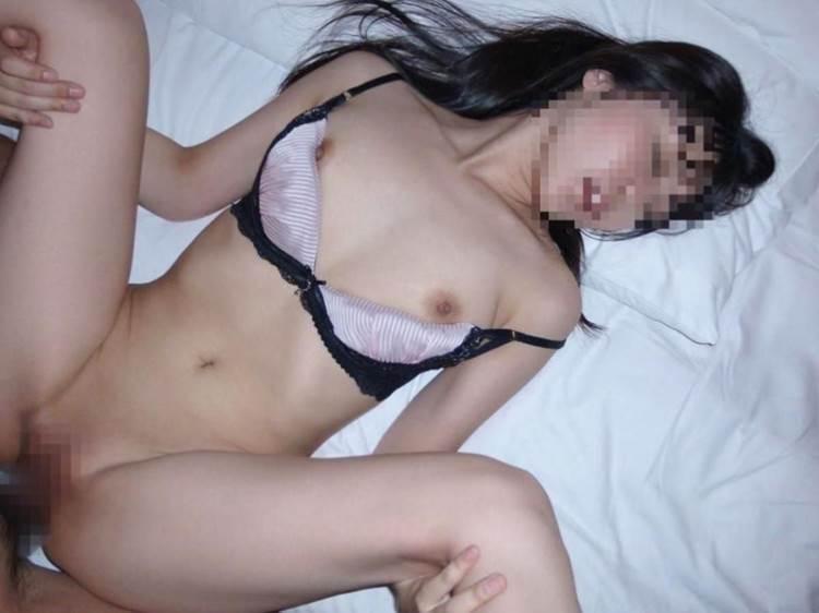 素人_パイパン_ハメ撮りセックス_エロ画像14