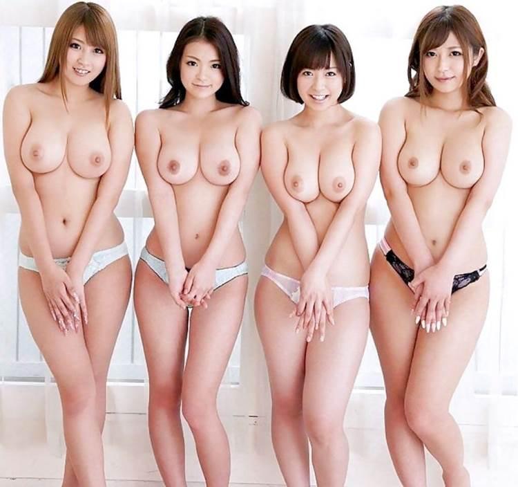 複数_巨乳_おっぱい_エロ画像12