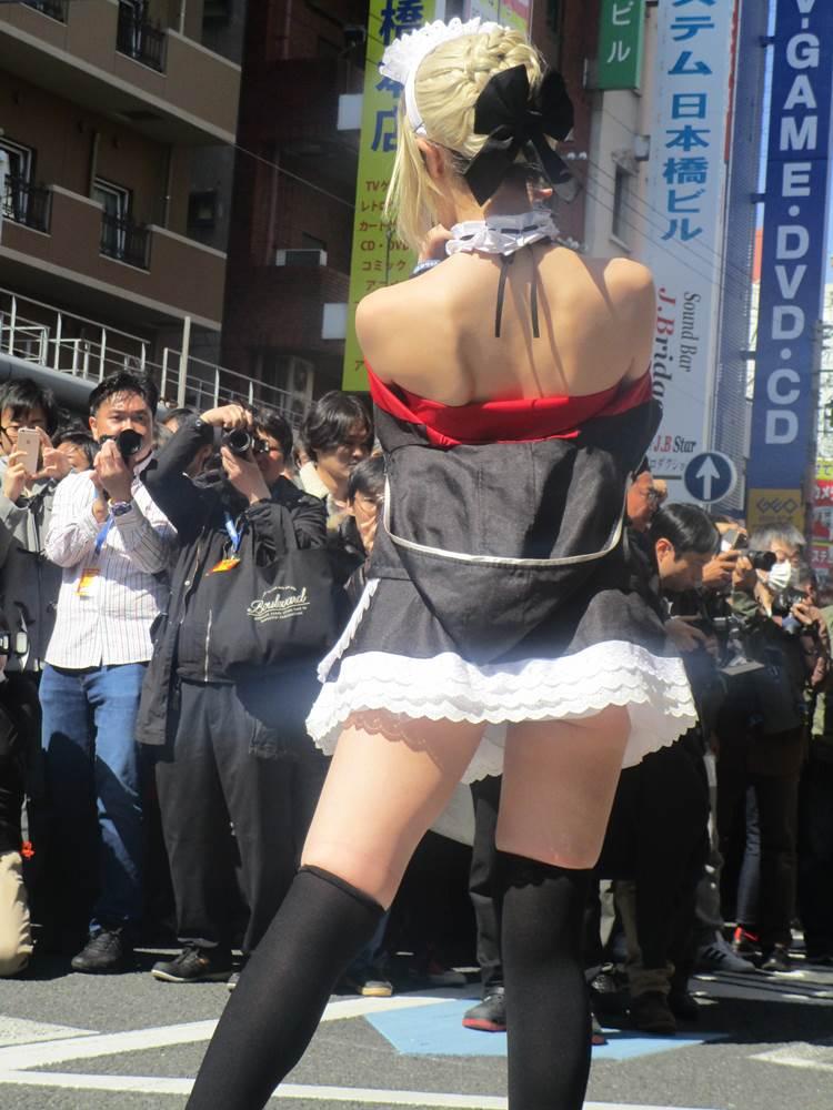 ストフェス2019_大阪日本橋_コスプレ_エロ画像33
