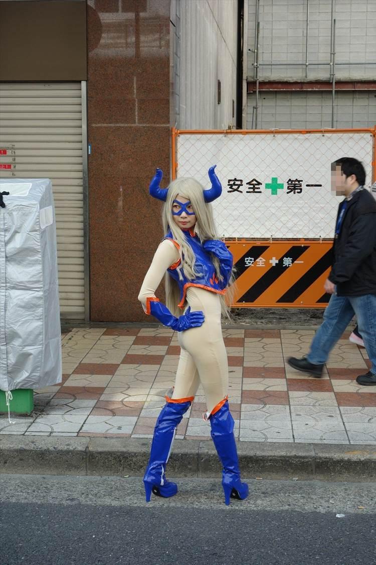 ストフェス2019_大阪日本橋_コスプレ_エロ画像41