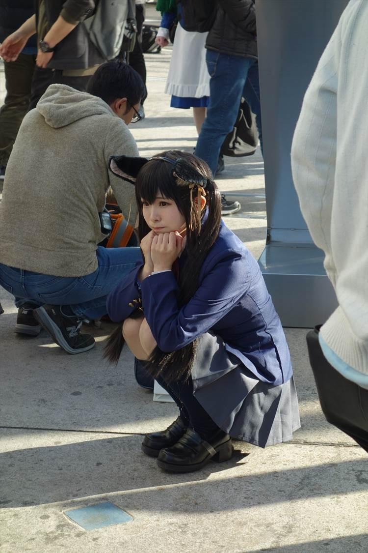 ストフェス2019_大阪日本橋_コスプレ_エロ画像69