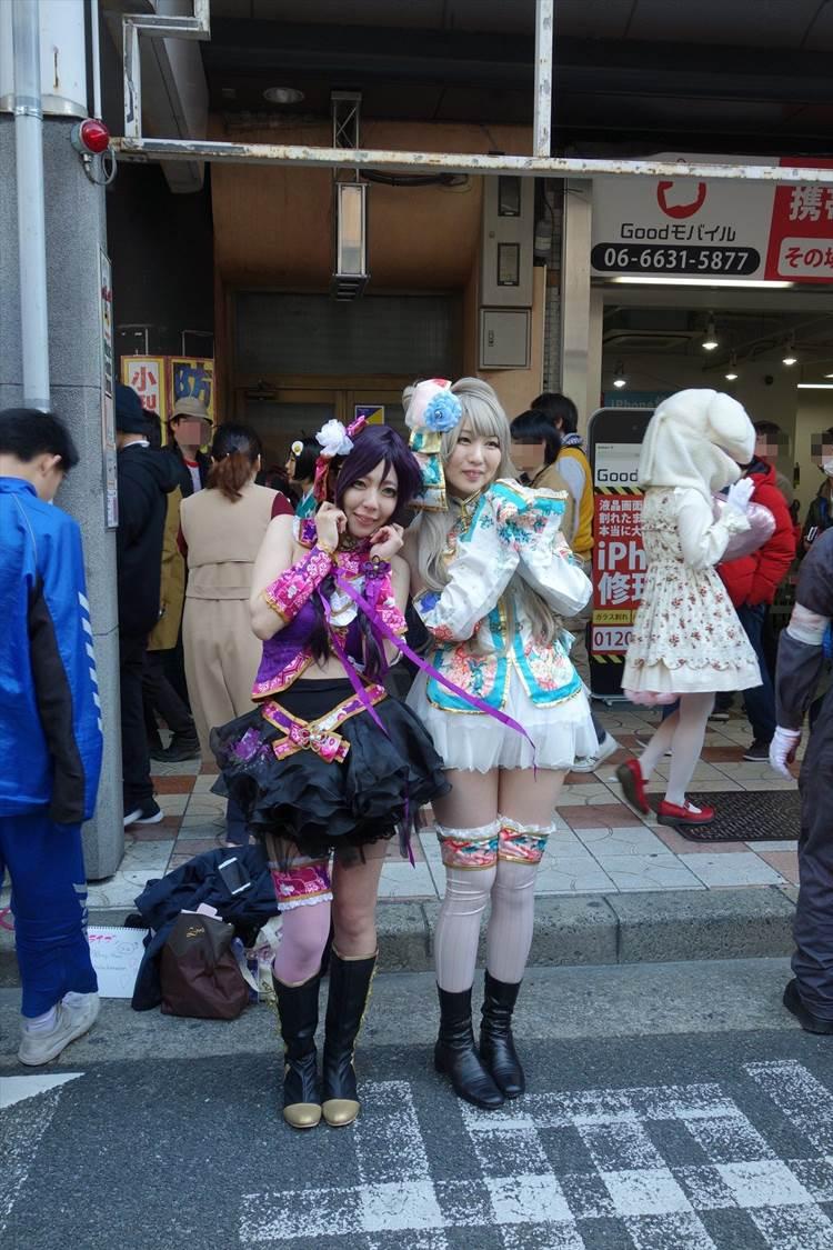 ストフェス2019_大阪日本橋_コスプレ_エロ画像88