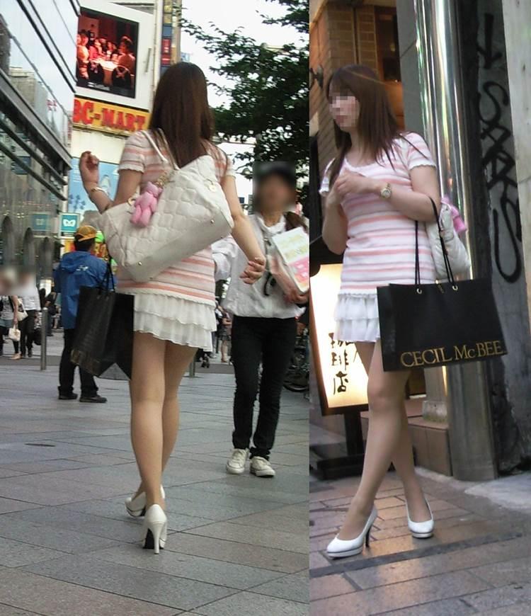 素人_ミニスカート_盗撮_2019年_エロ画像07